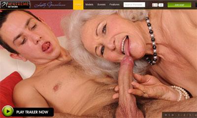 Lusty Grandmas