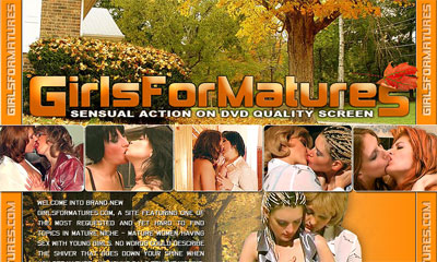 Girls For Matures