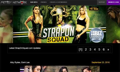 Strap On Squad